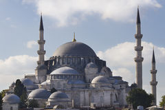 Mezquita del leymaniye del ¼ de SÃ, Estambul, Fotos de archivo libres de regalías