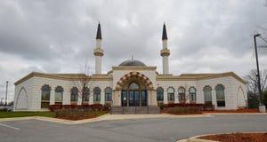 Mezquita del lombardo Imagen de archivo libre de regalías