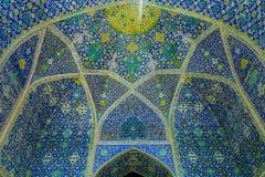 Mezquita 14 del Sah de Isfahán fotos de archivo