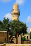 Mezquita del Sah de Shirvan, Baku, Azerbaijan Fotografía de archivo