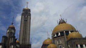Mezquita del suleiman del sultán Imágenes de archivo libres de regalías