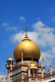 Mezquita del sultán Foto de archivo