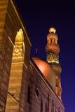 Mezquita del sultán Barquq Imagen de archivo libre de regalías