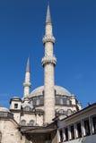 Mezquita del sultán de Eyup Fotos de archivo libres de regalías