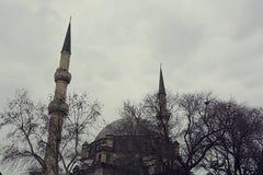Mezquita del sultán de Eyup Fotos de archivo