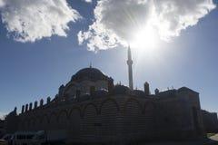 Mezquita del sultán de Mihrimah Fotografía de archivo