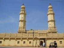 Mezquita del sultán de Tippu Foto de archivo