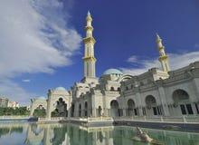 Mezquita del territorio federal Imágenes de archivo libres de regalías