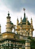 Mezquita ecléctica Foto de archivo libre de regalías