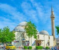 Mezquita en Antalya viejo Foto de archivo