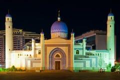 Mezquita en Atyrau Fotos de archivo libres de regalías