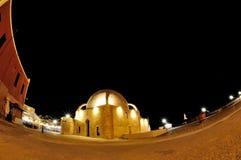 Mezquita en Chania, Grecia Fotos de archivo