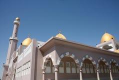 Mezquita en Doha, Qatar Imágenes de archivo libres de regalías