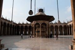 Mezquita en El Cairo Fotografía de archivo libre de regalías