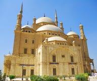 Mezquita en El Cairo Foto de archivo