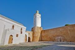 Mezquita en EL-Jadida, Marruecos Foto de archivo