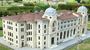 Mezquita en Estambul Imágenes de archivo libres de regalías