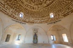 Mezquita en Fortezza Rethymno Foto de archivo libre de regalías