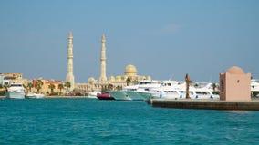 Mezquita en Hurghada