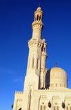 Mezquita en Hurghada Foto de archivo libre de regalías
