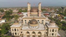 Mezquita en Indonesia metrajes