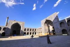 Mezquita en Isfahán Irán Imágenes de archivo libres de regalías