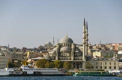 Mezquita en istabul Imagen de archivo