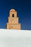 Mezquita en la ciudad árabe de Túnez Fotografía de archivo