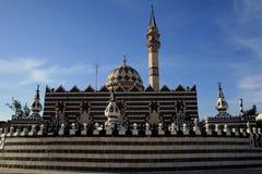 Mezquita en la ciudad de Amman fotografía de archivo libre de regalías