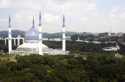 Mezquita en Malasia imagen de archivo