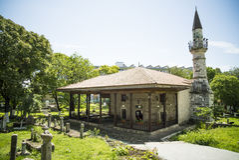 Mezquita en Mangalia, Rumania Fotos de archivo