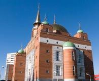 Mezquita en Samara Foto de archivo libre de regalías