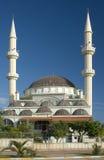 Mezquita en Turquía Foto de archivo libre de regalías