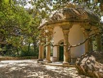 Mezquita en un parque en Portugal Imagen de archivo libre de regalías
