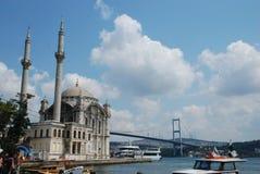 Mezquita Estambul Turquía Imagen de archivo libre de regalías