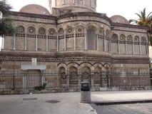 Mezquita europea Imagen de archivo libre de regalías