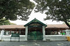 Mezquita Gedhe Mataram Kotagede Imagen de archivo libre de regalías