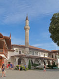 Mezquita hansky grande en Bakhchisarai crimea imagenes de archivo