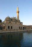 Mezquita histórica en Urfa Turquía foto de archivo