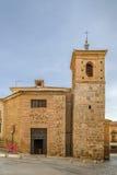 Mezquita-Iglesia de El Salvador, Toledo, Spain Royalty Free Stock Images