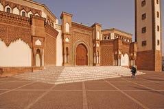 Mezquita islámica Fotos de archivo libres de regalías