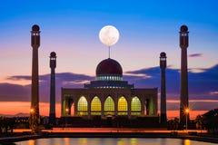 Mezquita islámica Fotografía de archivo libre de regalías
