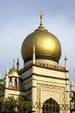Mezquita islámica del Malay Fotografía de archivo libre de regalías