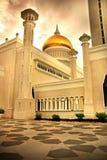 Mezquita islámica Imágenes de archivo libres de regalías