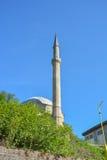 Mezquita Kursumlija de Jusuf - de Pasina Imagen de archivo