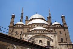 Mezquita M. Ali en El Cairo Imágenes de archivo libres de regalías