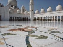 Mezquita magnífica Imagen de archivo libre de regalías