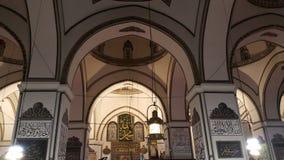 Mezquita magnífica de Bursa Fotografía de archivo