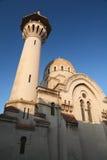 Mezquita magnífica de Constanta, Rumania Fotografía de archivo libre de regalías