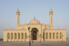 Mezquita magnífica del al-Fateh en Bahrein fotografía de archivo libre de regalías